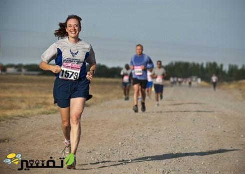الركض في المنام للحامل