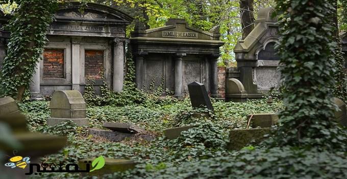 تنظيف القبور في المنام