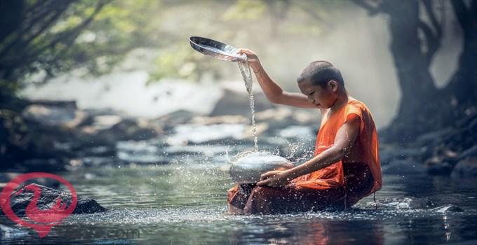 حلم الغرق في الماء