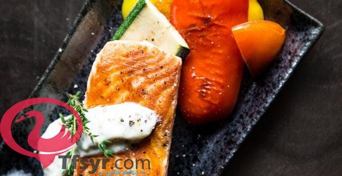 اكل السمك المشوي في المنام للعزباء
