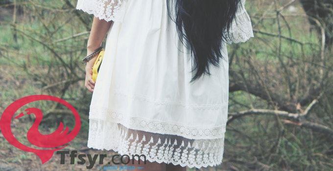 تفسير حلم الملابس البيضاء في المنام للامام الصادق