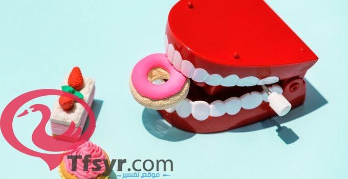 تفسير اكل السكر للعزباء