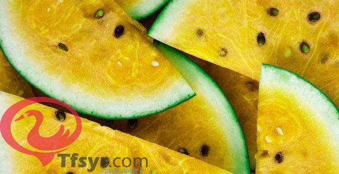 تفسير حلم البطيخ فى المنام العصيمي