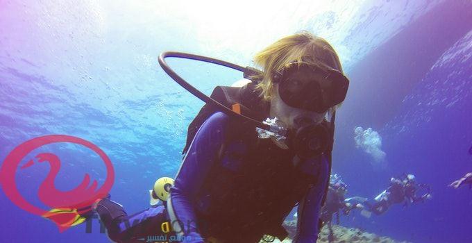 تفسير حلم الخوف من البحر للعزباء