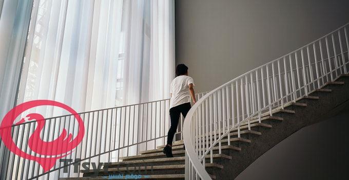 حلم الدرج المقطوع