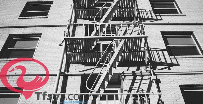 حلم صعود الدرج للبنت العزباء