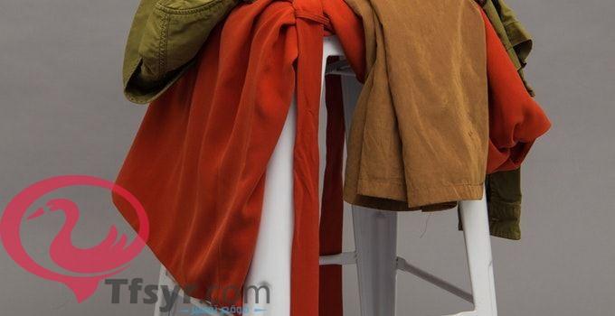 رؤية تفصيل الملابس في المنام