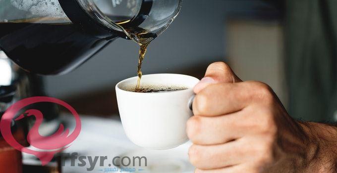 شراء القهوة في المنام للعزباء