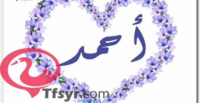 معنى اسم احمد في المنام للعزباء لابن سيرين