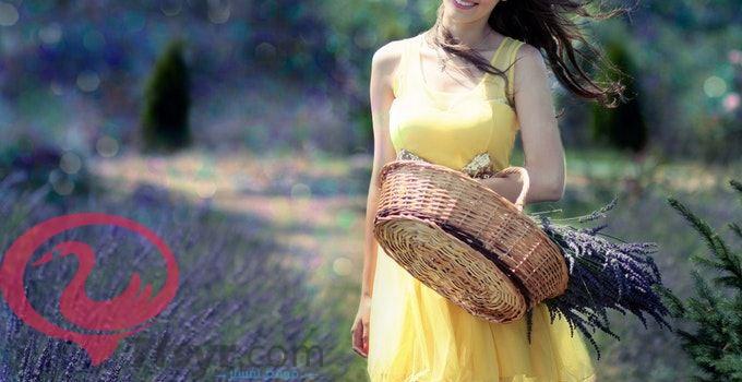 الفستان الاصفر في المنام للعزباء