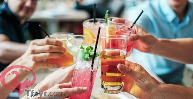 تفسير حلم شرب الخمر للميت
