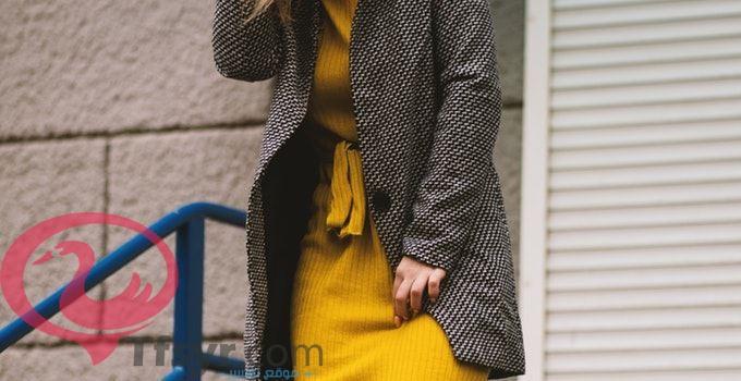 لبس اللون الاصفر للميت