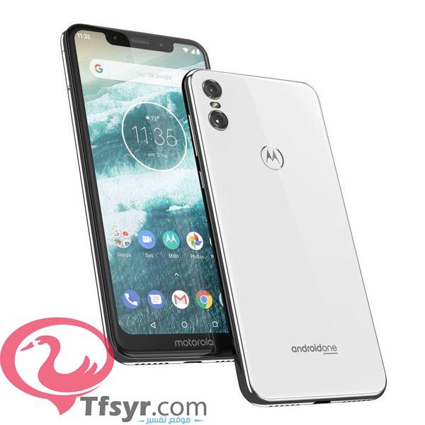 الوان موبايل Motorola Moto one