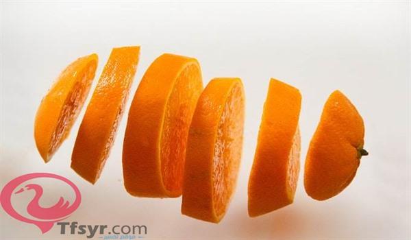 البرتقال في المنام للعزباء