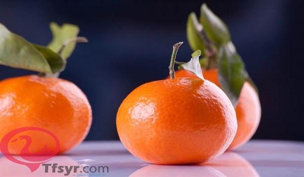 رؤية البرتقال في المنام للمتزوجة