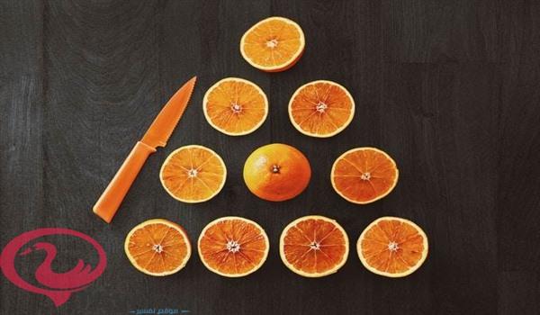 شراء البرتقال في المنام