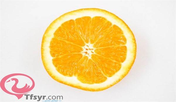 قطف البرتقال في المنام