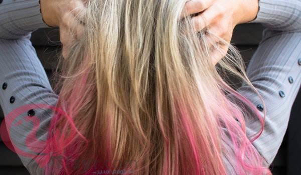 صبغ الشعر في المنام للرجل