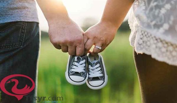 تفسير حلم حذاء طفل رضيع