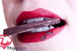 اكل الشوكولاته في المنام فهد العصيمي