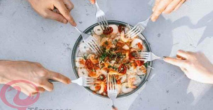 اكل الجمبري في المنام للمتزوجة والعزباء