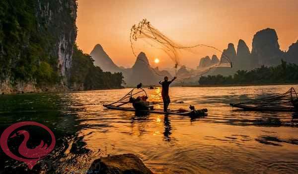 تفسير حلم اصطياد السمك