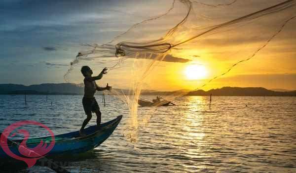 حلم صيد السمك